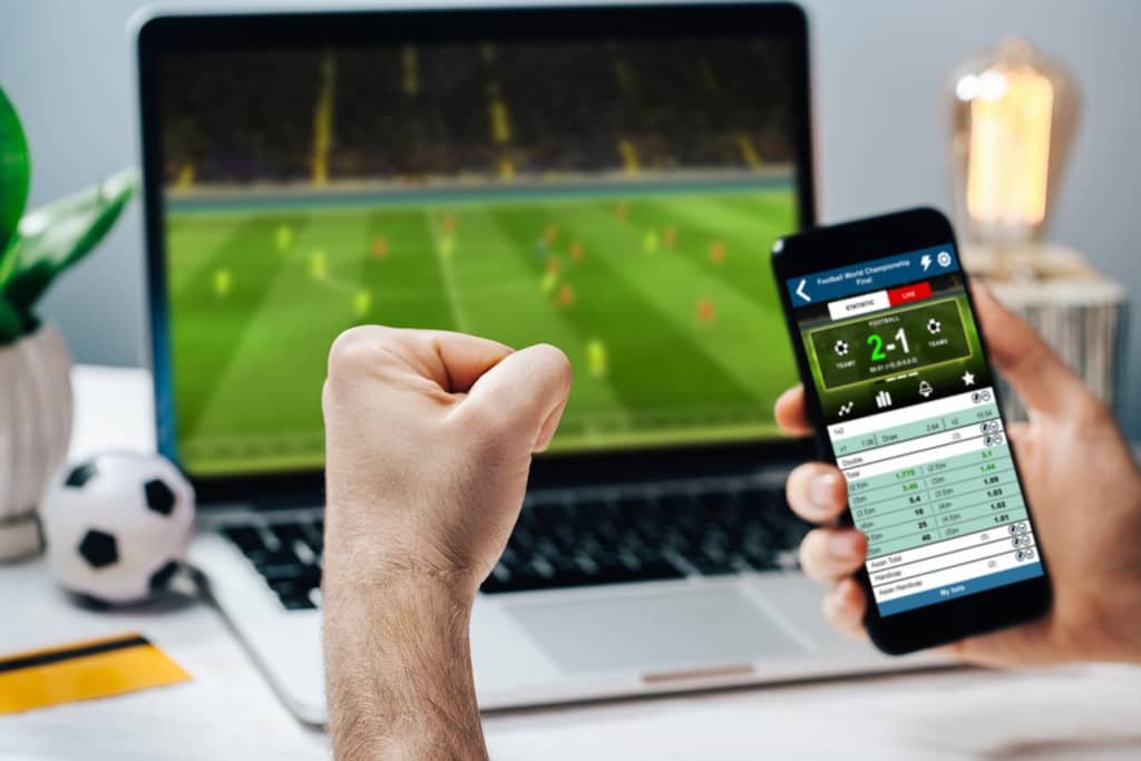 Why betting balls on soccer gambling sites?